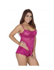 afe64e67c Baby Dolls - Gellis Lingerie - Compre Online - Gellis Lingerie